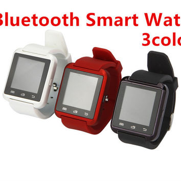 High Quality U8 Smart Watch Bluetooth watch Phone Mate U Watch Wrist for Android phone iPhone 4 4S 5 5S for Samsung S4 S5 Note 2 Note 3