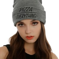 Pizza Over Everything Beanie