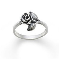 Small Rose Ring | James Avery