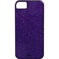 Case-Mate - Glam Case for Apple® iPhone® 5 and 5s - Purple