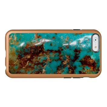 Natural Turquoise V5 Incipio Feather® Shine iPhone 6 Case