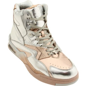 British Knights x Sorayama Men Control Hi (silver / chrome / rose gold) Shoes BMCNHSL-044 | PickYourShoes.com