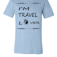 travel - Unisex T-shirt