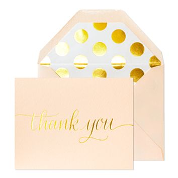 """""""Sweet Thank You"""" Note Boxed Card Set"""