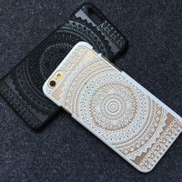 Vintage Lace Floral iPhone 5se 5s iPhone 6 6s Plus Case Cover Free Shipping + Gift Box