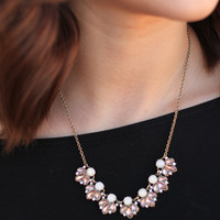 Peach Dreams Necklace