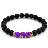 """FREE"" Crown Chakra Energy Bracelet (Just Pay Shipping)"