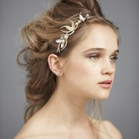 Olive Branch Headband in SHOP New at BHLDN
