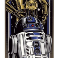 Santa Cruz Star Wars Droids Deck Only 8.37