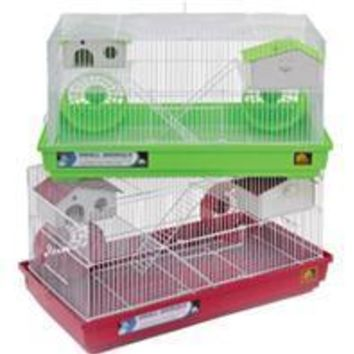 Prevue Pet Products Inc - Deluxe Gerbil & Hamster Cage