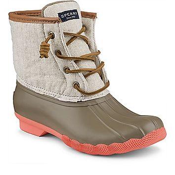 Saltwater Hemp Duck Boot