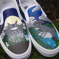 STEP Hand Painted Shoes by STEPbyAlysha on Etsy