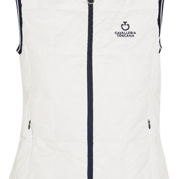 Cavalleria Toscana - Quilted shell vest