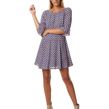 TIGERLILY WOMENS PAIKU DRESS - BURMA