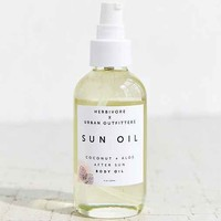Herbivore Botanicals X UO Coconut + Aloe After Sun Body Oil 4oz