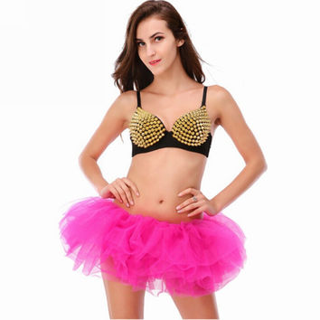 Superior quality New women lady TUTU Mini Skirt adult Petticoat Tulle Tutu Skirt