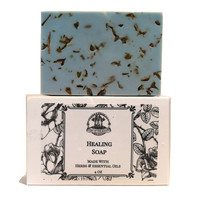 Healing Shea Soap Bar for Grief, Sorrow & Emotional Turmoil Wiccan Pagan Hoodoo