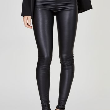 New Feel Faux Leather Leggings