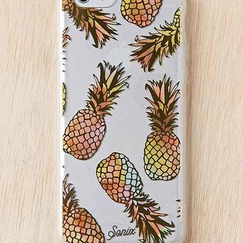 Sonix Clear Pineapple iPhone 6/6s Case