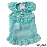 Baby Doll Top in Green