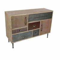 Exquisitely Styled Wooden Cabinet