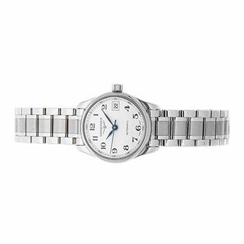 Longines Master Collection automatic-self-wind womens Watch L21284786 (Certified Pre-owned)