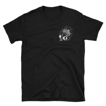 Ghetto Prayer Unisex T-Shirt