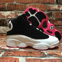DCCK Air Jordan 13 GS AJ13 Hyper Pink 439358-008 US5.5-8.5