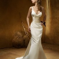 Bridal Gowns, Wedding Dresses by Tara Keely - Style tk2805