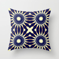 Tropic Chic Throw Pillow by 2sweet4words