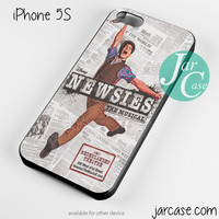 newsies broadway musical Phone case for iPhone 4/4s/5/5c/5s/6/6 plus
