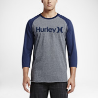 Hurley One And Only Dri-FIT Raglan Men's T-Shirt