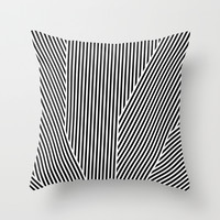 5050 No.1 Throw Pillow by Martin Isaac