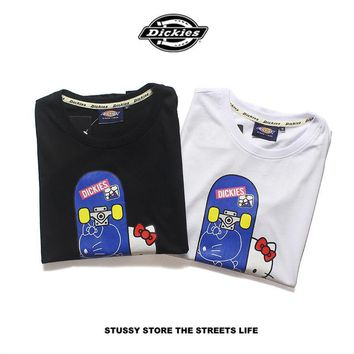qiyif Dickies X Hello Kitty #4 T-Shirt