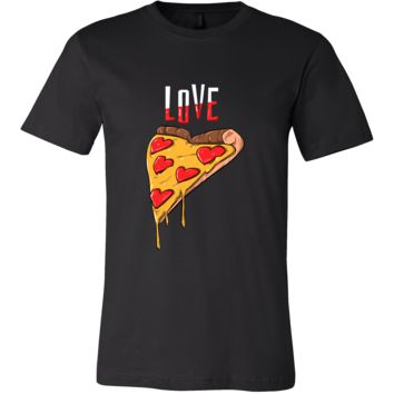 Fun and Tasteful Pizza Design Food Lovers Tshirt
