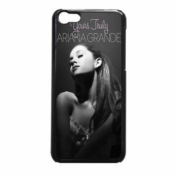 Ariana Grande Yours Truly 7243 iPhone 5c Case