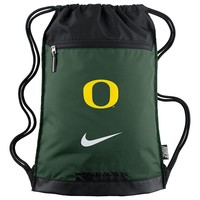 Nike Oregon Ducks Training Gym Sack (Green)