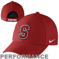 Stanford Cardinal Nike Performance Dri-FIT Classic Adjustable Hat – Cardinal