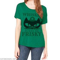 Frisky Whiskey Kitty