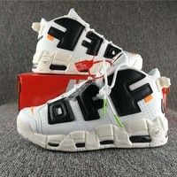 Off White X Nike Air More Uptempo Size 40 47