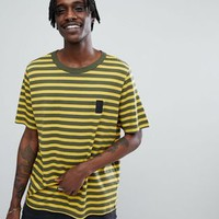 Cheap Monday T-Shirt in Classic Stripe at asos.com