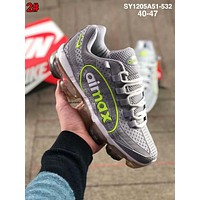 Nike Air Max 95 Trending Men Stylish Air Cushion Shock Absorption Jogging Running Shoes Sneakers 2#