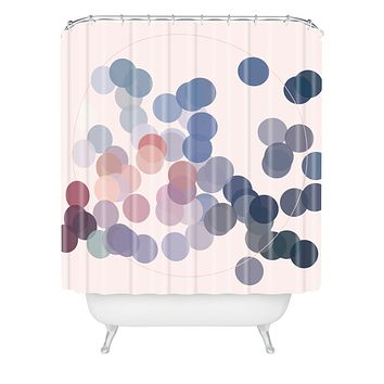 Gabi Wink Wink Shower Curtain