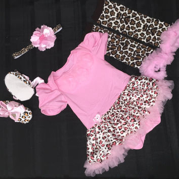 Infant Cheetah Onesuit Toddler Onesuit Baby Onesuit Infant Romper Toddler romper Tutu Birthday Dress Baby Romper Heart Plaid