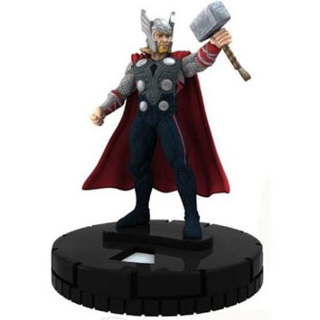 Heroclix Thor Free Comic Book Day Marquee Figure