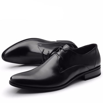Luxury Gentleman Classic Dress Shoes