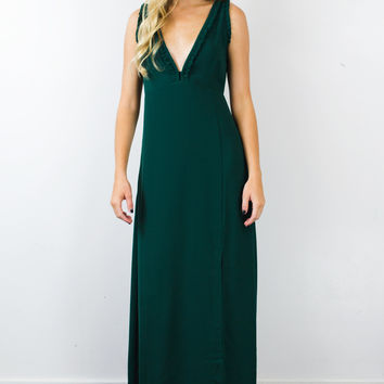 Whisper Your Love Maxi Dress