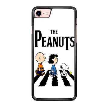 Peanuts Beatles iPhone 7 Case