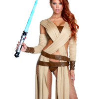 Ray Of Light Sexy Movie Character Costume