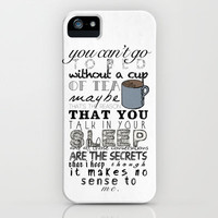 One Direction: Little Things iPhone Case by MaFleur   Society6